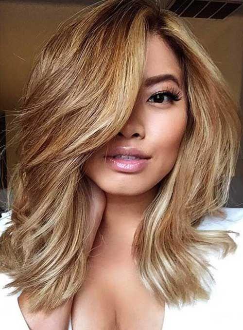 Натуральный светлый цвет волос (37)