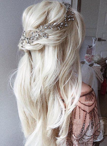 Натуральный блонд цвет волос (27)
