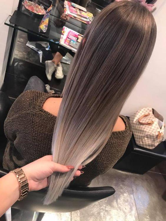 Натуральный русый цвет волос фото (33)