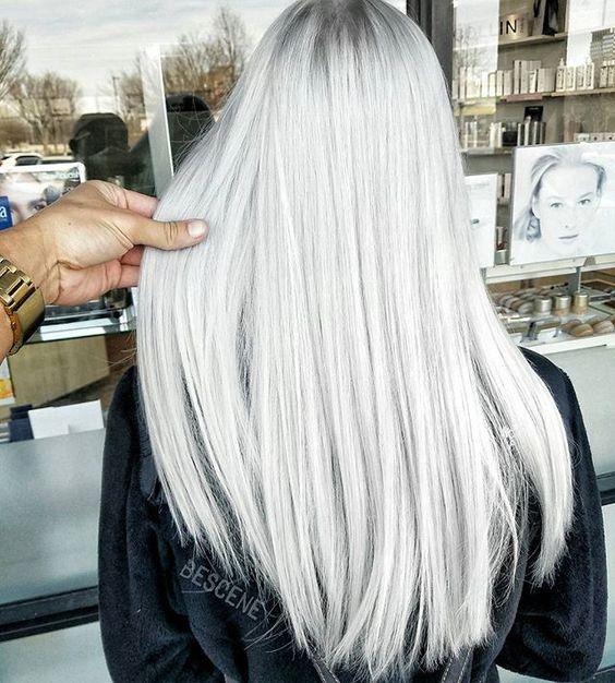 Натуральный блонд цвет волос (23)