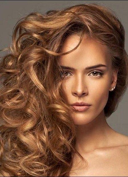 Медово-карамельный цвет волос (36)