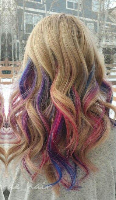 Цвет волос осень 2019 (38)