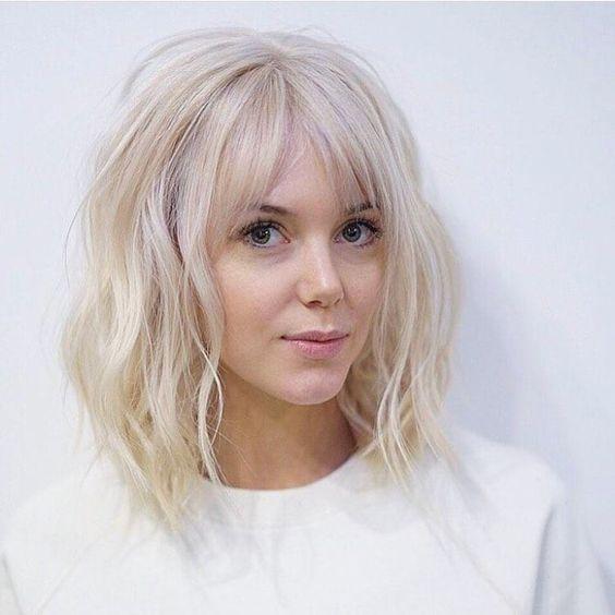Натуральный блонд цвет волос (64)