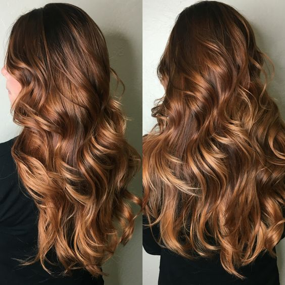 Цвет волос лето 2018 (38)