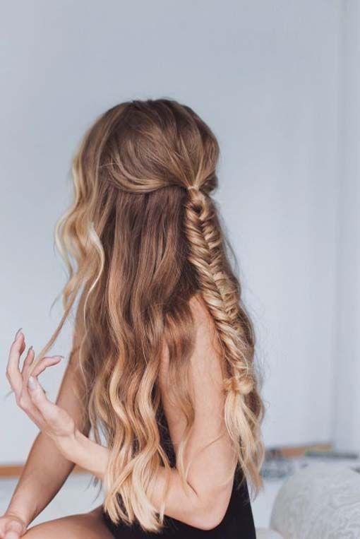 Карамельный блонд цвет волос (35)