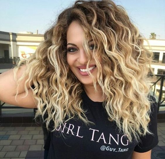 Натуральный светлый цвет волос (27)