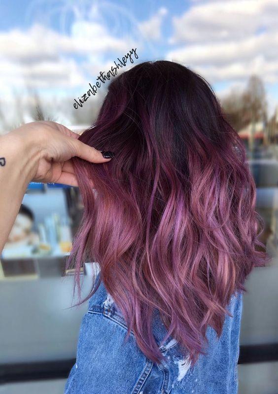 Цвет волос лето 2018 (15)