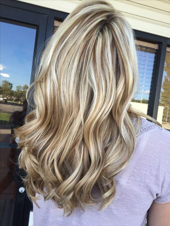 Стрижки на средние волосы осень 2018-2019 (44)