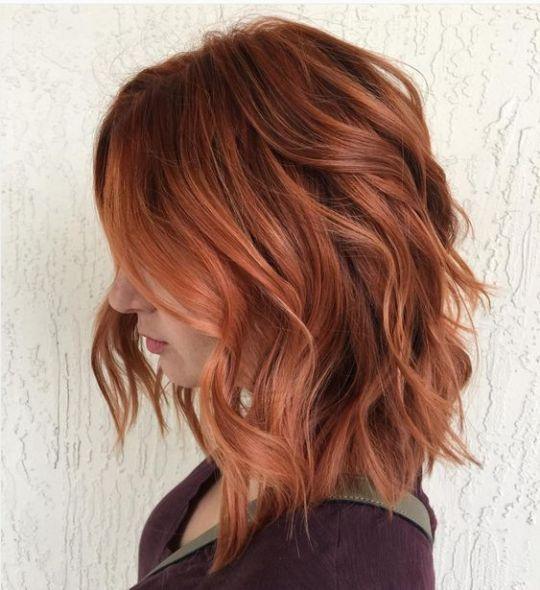 Медово-карамельный цвет волос (4)