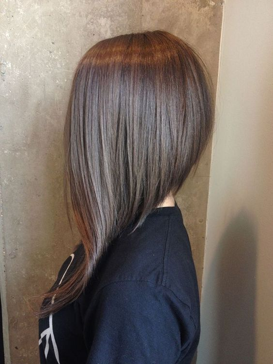 Натуральный темный цвет волос (9)