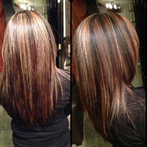 Медово-карамельный цвет волос (27)