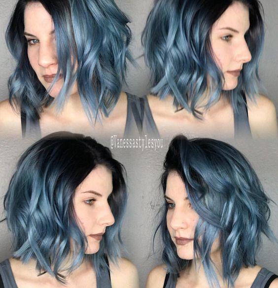 Цвет волос лето 2018 (3)