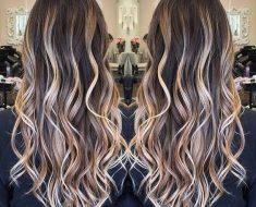 Стрижки на длинные волосы лето 2018 (2)