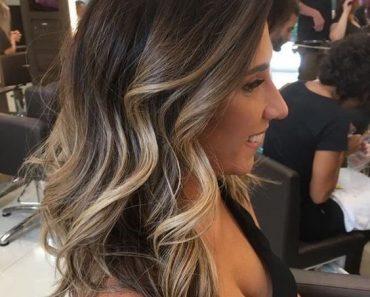 Cтрижки на средние волосы лето 2018 (9)