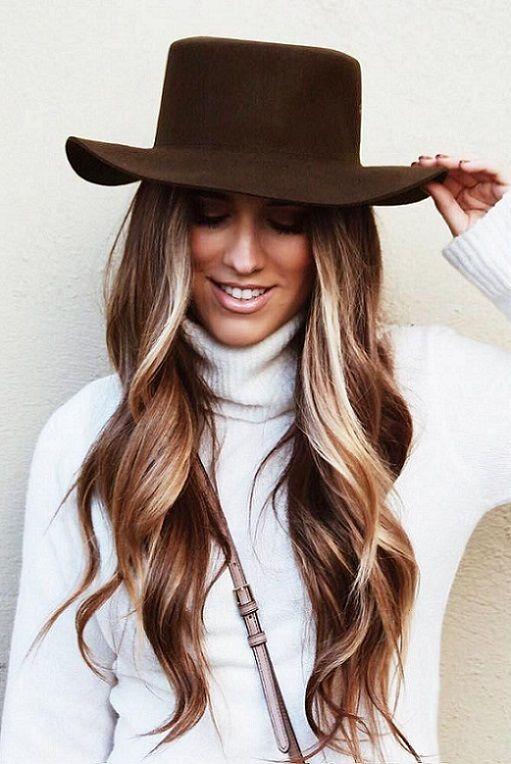 Медово-карамельный цвет волос (26)