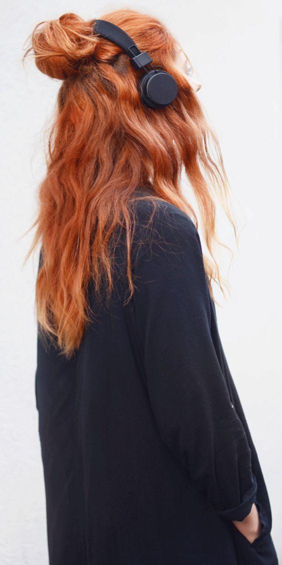 Медово-карамельный цвет волос (1)
