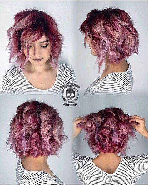 Цвет волос лето 2018 (2)