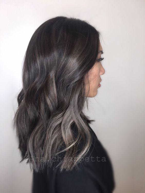 Натуральный пепельный цвет волос (11)