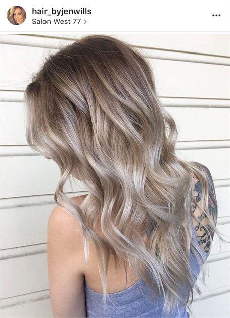 Окрашивание длинных волос 2018 (54)
