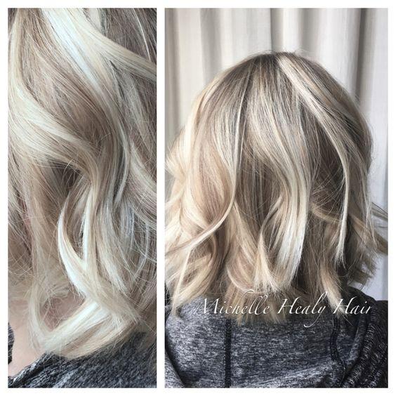 Цвет волос мелирование фото (28)