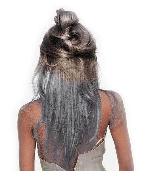Седой цвет волос (51)