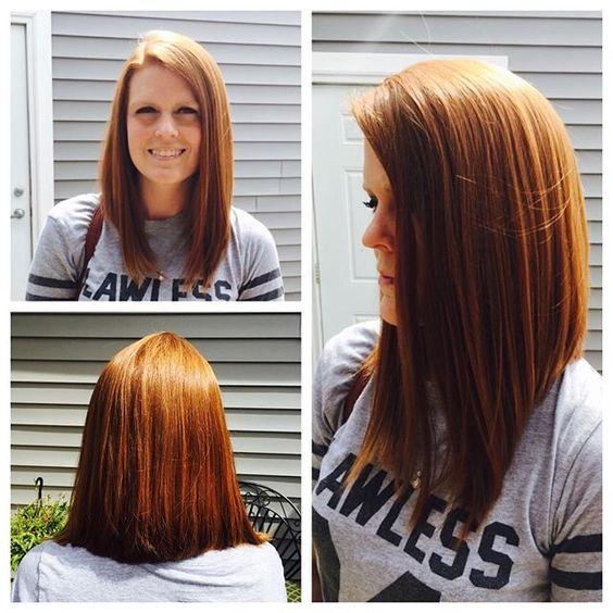 Натуральный рыжий цвет волос (34)