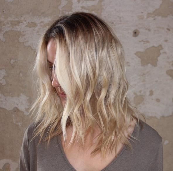 Цвет волос мелирование фото (19)