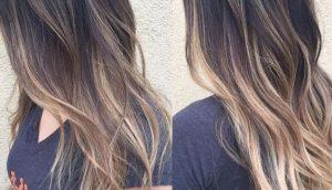 Окрашивание длинных волос 2018 (9)
