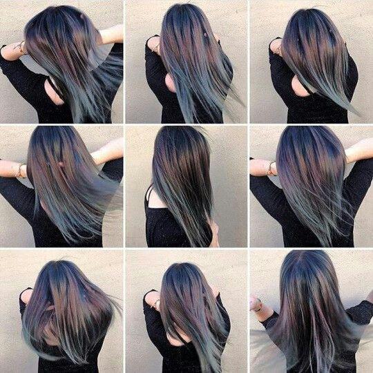 Натуральный пепельный цвет волос (14)