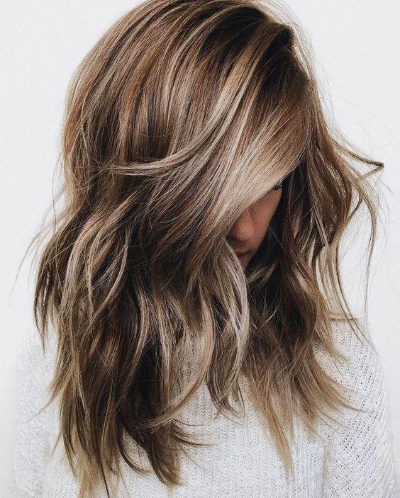 Причёски зима 2019 (45)