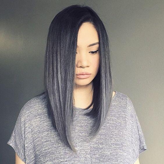 Седой цвет волос (48)