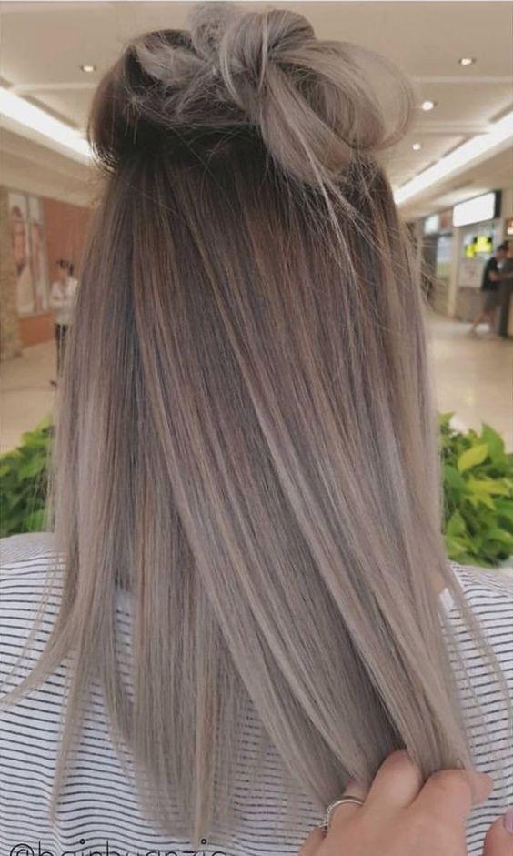 Седой цвет волос (47)