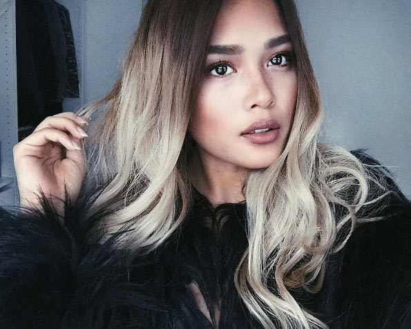 Цвет волос мелирование фото (5)