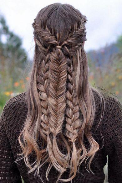 Натуральный пепельный цвет волос (17)