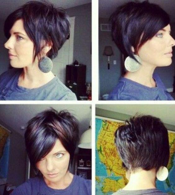 Натуральный черный цвет волос (16)