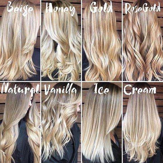 Цвет волос мелирование фото (1)