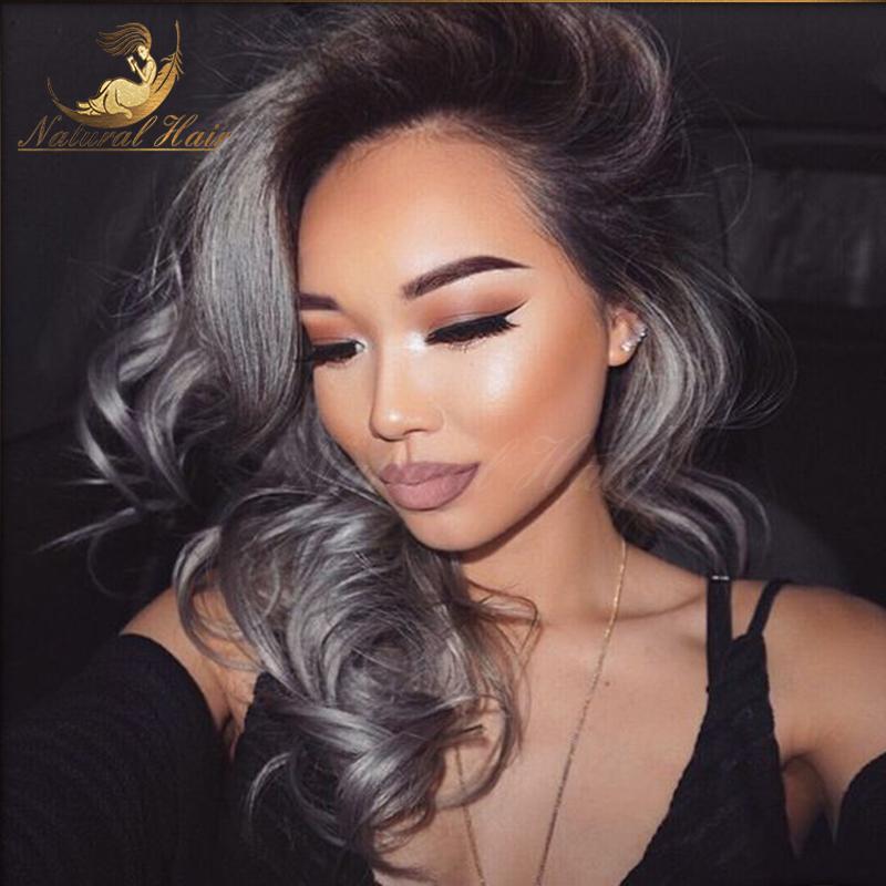 Натуральный пепельный цвет волос (24)