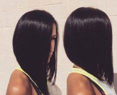 Натуральный черный цвет волос (10)