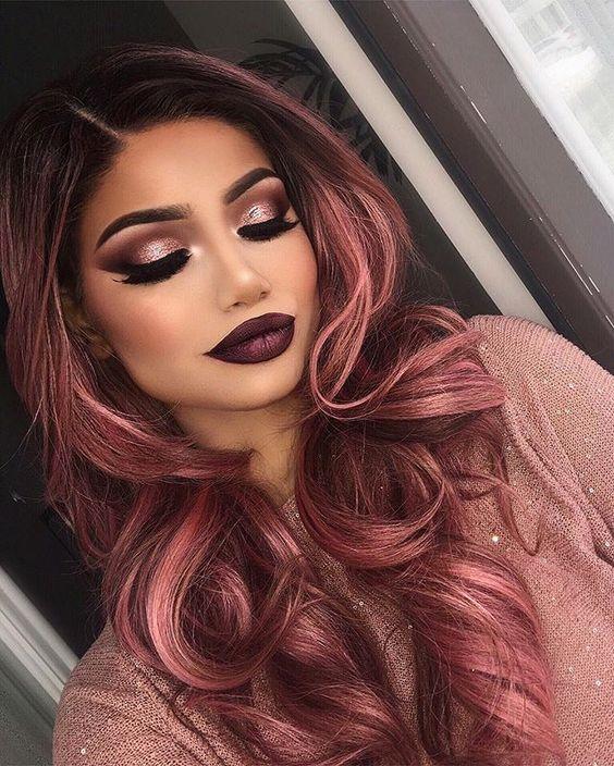 Натуральный рыжий цвет волос (4)