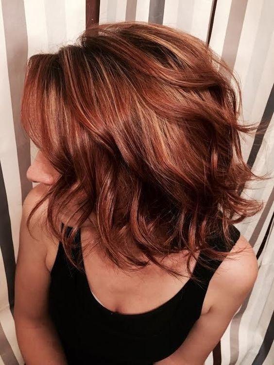 Натуральный рыжий цвет волос (3)