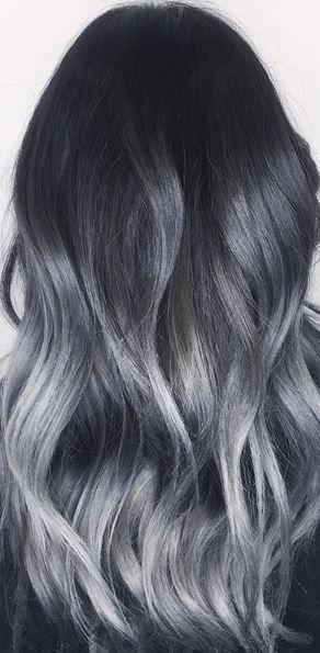 Седой цвет волос (13)