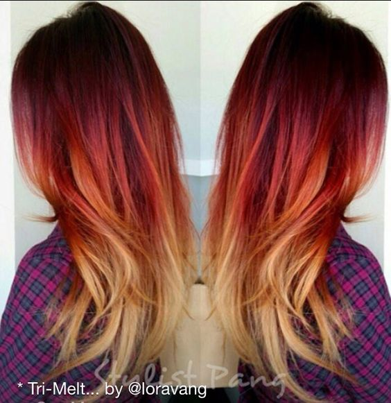 Укладка на тонкие волосы (18)