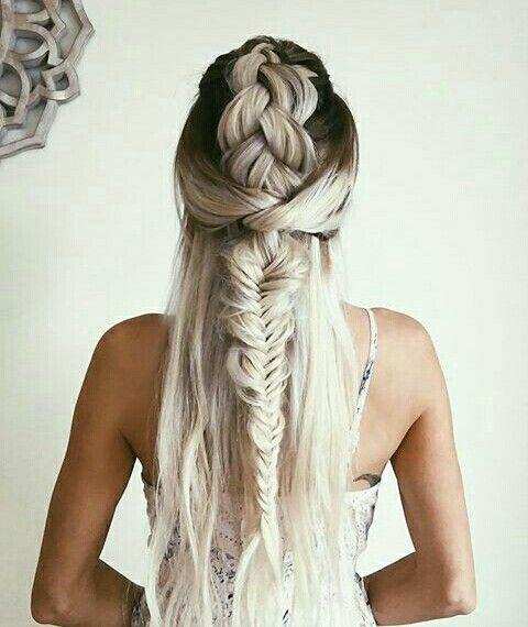 Укладка на тонкие волосы (27)