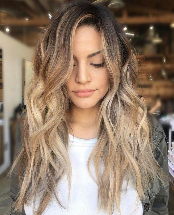Укладка на тонкие волосы (47)