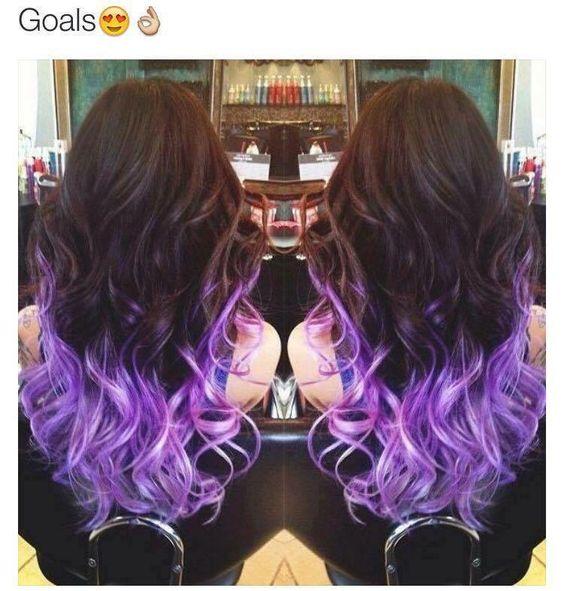 Фиолетовое омбре (31)