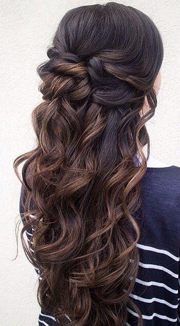 Укладка на тонкие волосы (1)