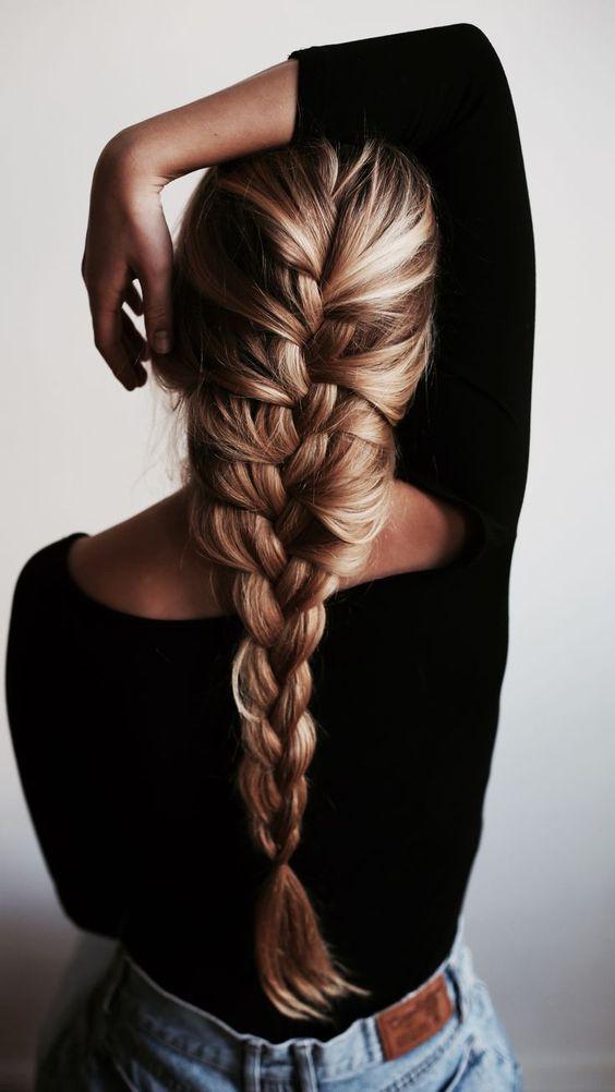 Укладка на тонкие волосы (42)