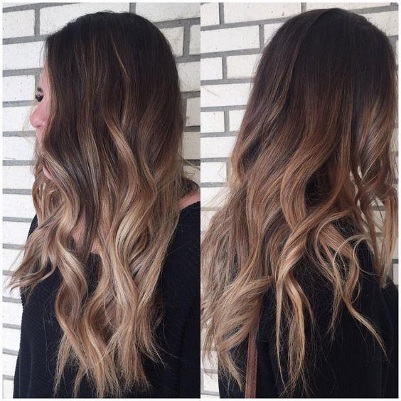 Укладка на тонкие волосы (40)
