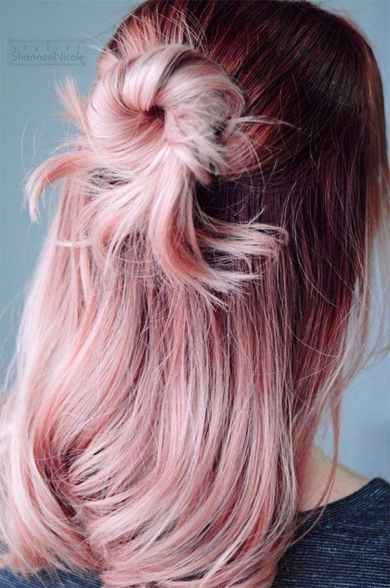 Укладка на тонкие волосы (36)