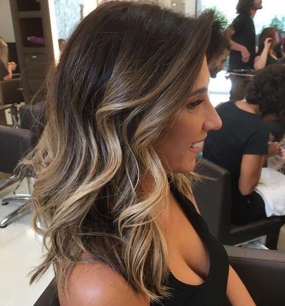 Укладка на тонкие волосы (35)
